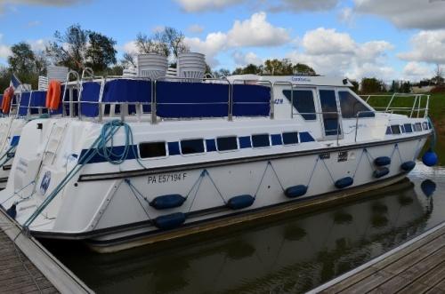 bateau 4 cabines